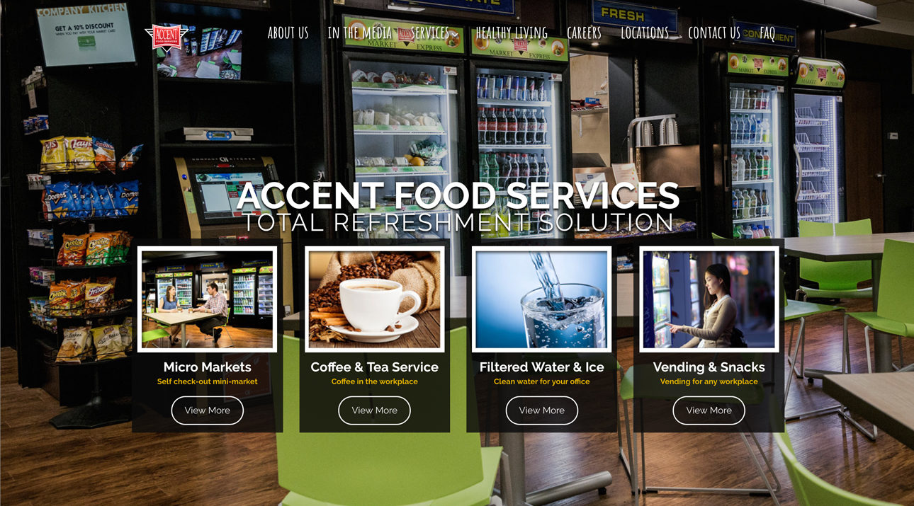 Accent Food Services Houston Tx